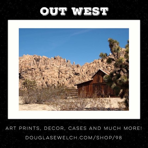 Decorate your cabin (or home) with these Out West Art Prints, Pillows, and Much More!