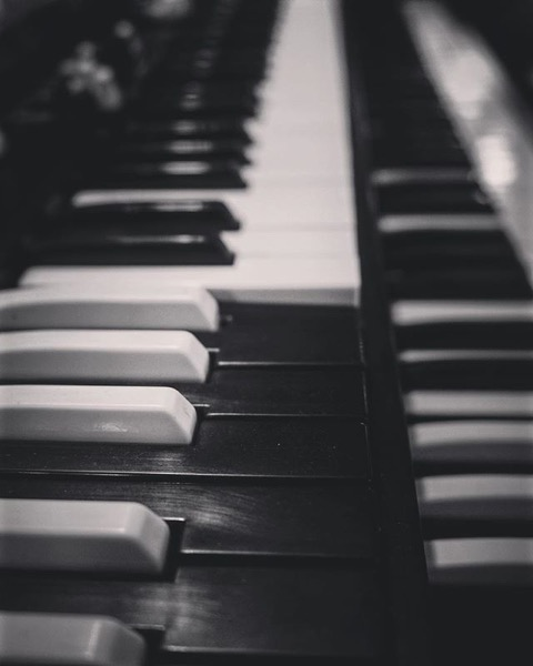 Hammond B3 Organ -- via My Instagram