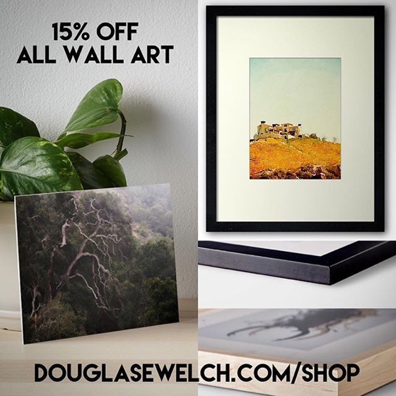 15% OFF All Wall Art Today and Tomorrow
