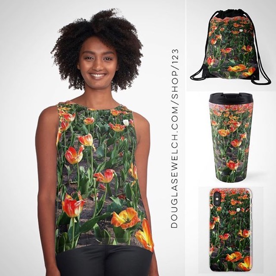 Poppies Bloom iPhone Cases, Mugs, Bags, Cards, and Much More!