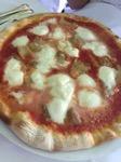 Mozzarella Di Bufala at Del Centro Monza Italy