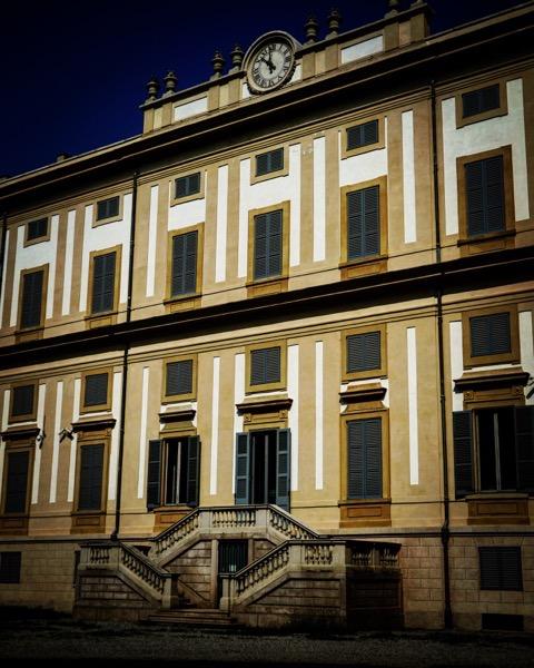 Villa Reale Monza Italy Via Instagram