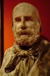 Garibaldi Bust Museo del Risorgiomento Italian Reunification Museum Milano Italy