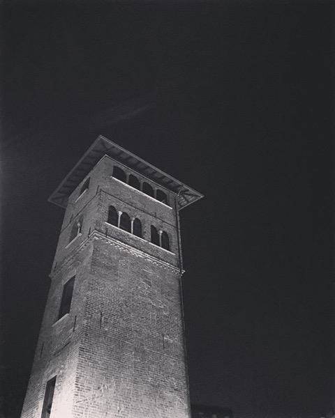 Torre e casa dei Gorani, Milan via Instagram