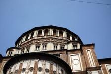 Santa Maria delle Grazie MIlano Italy