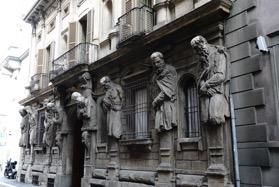 Casa degli Omenoni Milano Italy  1