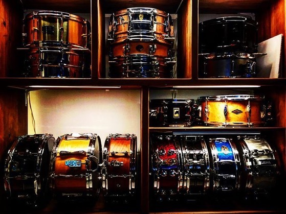 Pretty Snares All In A Row via Instagram - Get prints and products with this photo today!