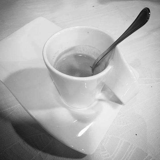 After dinner café, Biosolaire, Milano, Italia via Instagram