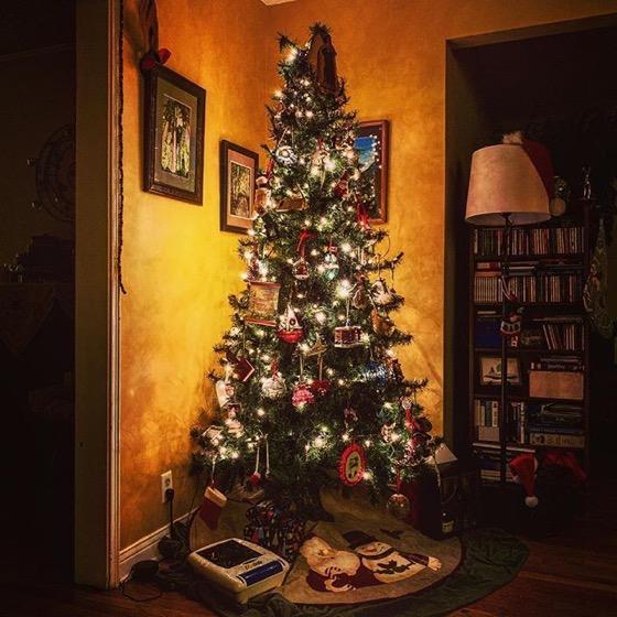 Oh Christmas Tree! via Instagram