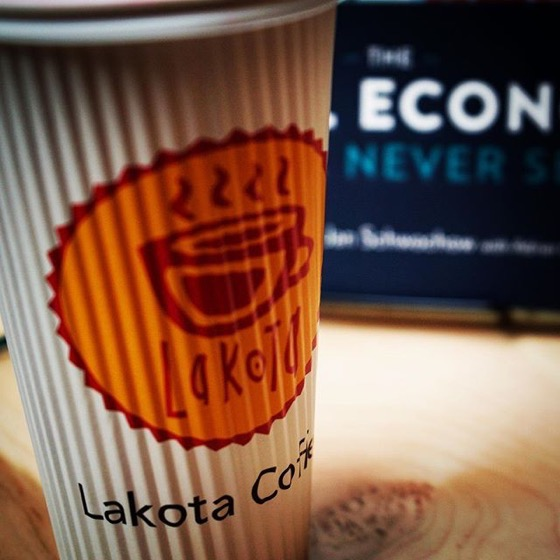 Lakota Coffee, Columbia, Missouri via Instagram