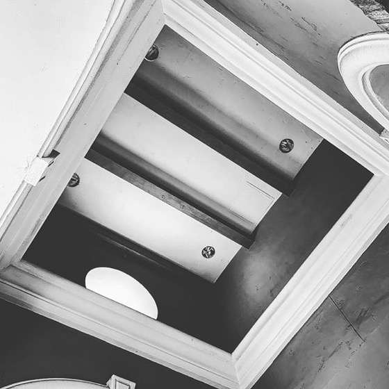 Architectural Abstract via Instagram
