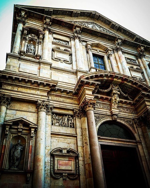 Birthplace of poet and novelist Alessandro Manzoni, Milano, Italia via My Instagram