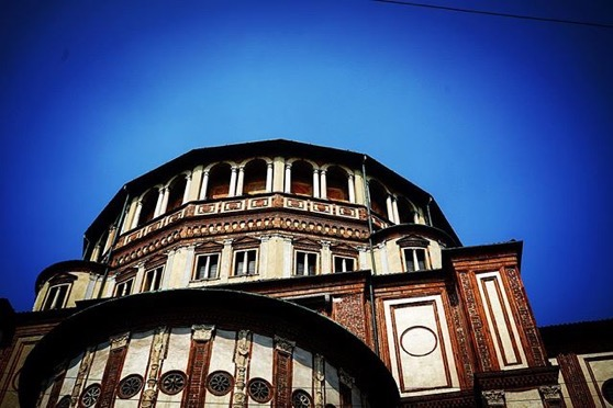 Santa Maria del Grazie, Milano, Italia via Instagram