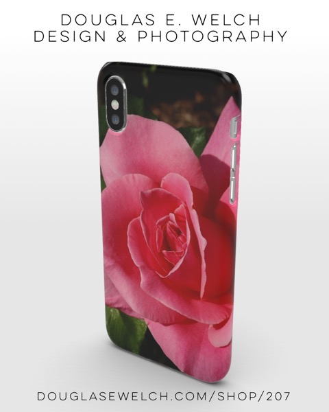 Be Bewitched By These Rose iPhone Cases and More From Douglas E. Welch Design and Photography [For Sale]