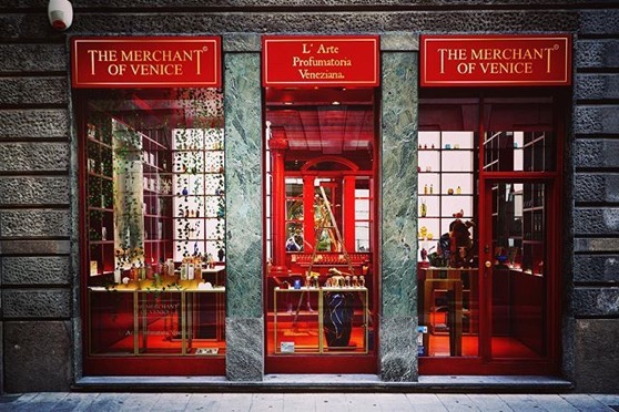 The Merchant of Venice, Milano, Italia