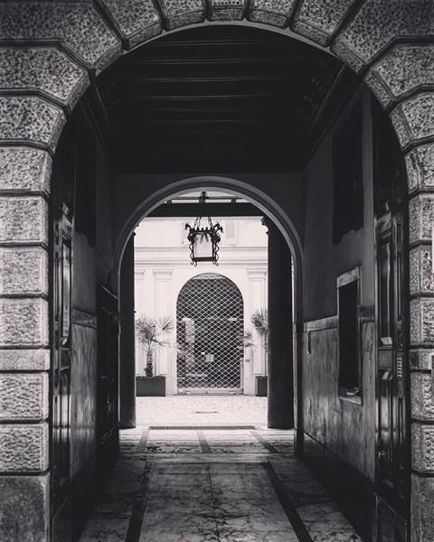 Doorways of Milano