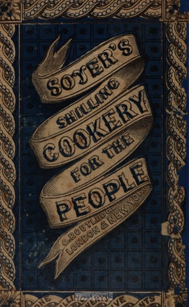 A Shilling Cookery for the People 0000
