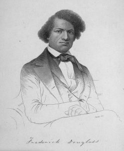 Frontispiece: Narrative of the Life of Frederick Douglass, an American Slave, written by himself Second Dublin edition. Webb & Chapman: Dublin, 1846.