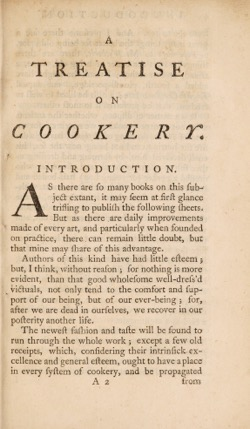 Historical Cooking Books: The compleat cook, market-woman, and dairy maid by Jassintour Rozea (1756) - 34 in a series