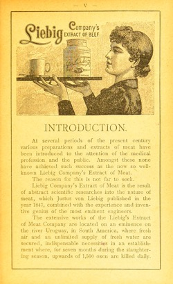 Historical Cooking Books: Liebig company's practical cookery book : a collection of new and useful recipes in every branch of cookery (1893) - 36 in a series