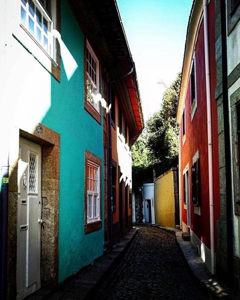 Street Scene, Foz, Porto, Portugal via Instagram