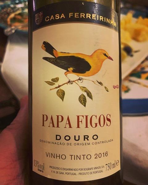 Papa Figos, Douro Valley Wine via Instagram