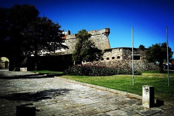 Fortaleza de São João da Foz, Foz do D'Ouro, 4150-196 Porto, Portugal via Instagram