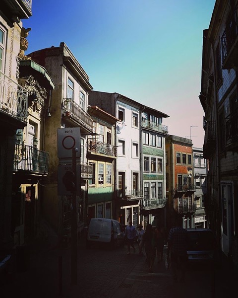 Another Porto Street via Instagram
