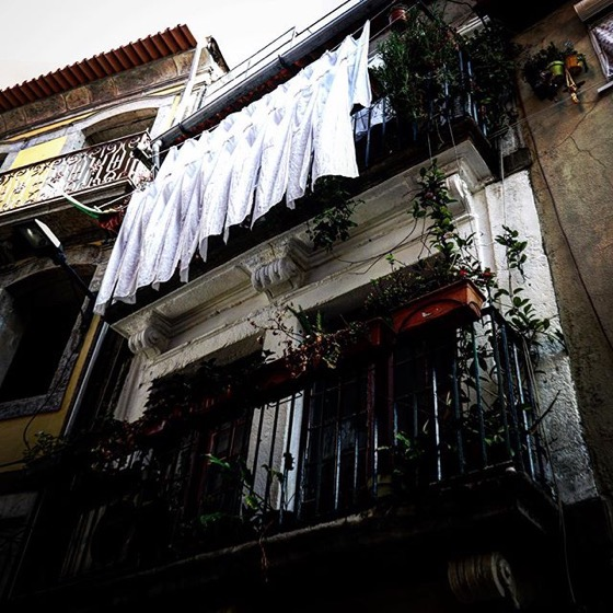 Laundry Out To Dry 2 via Instagram