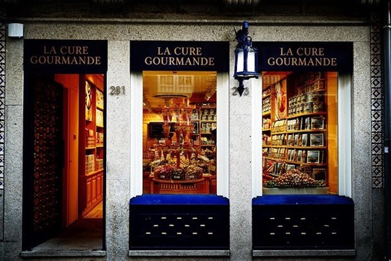 La Cure Gourmand, Porto, Portugal via Instagram