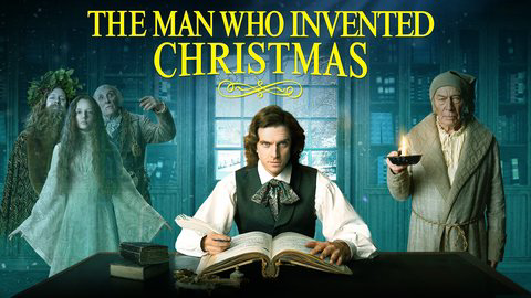 The Man Who Invented Christmas - A Story of Charles Dickens and the Creation of A Christmas Carol