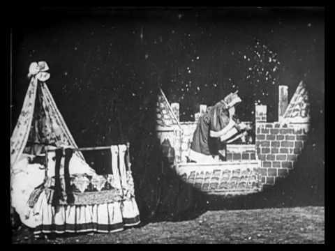 Christmas Past - 25 and end of a series - Santa Claus (1898) - G.A. Smith | BFI National Archive