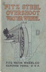 Vintage Water Wheel Catalog Cover