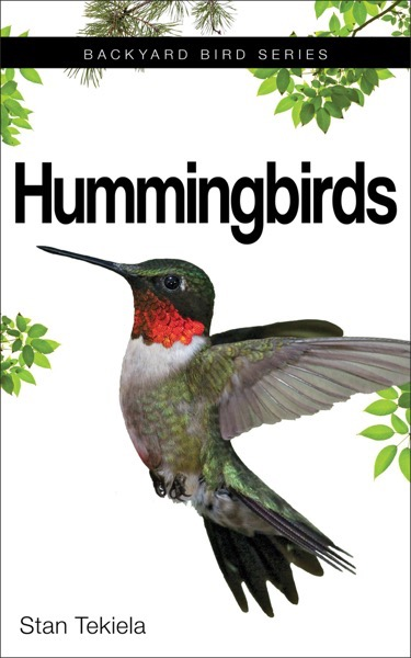 Hummingbirds By Stan Tekiela
