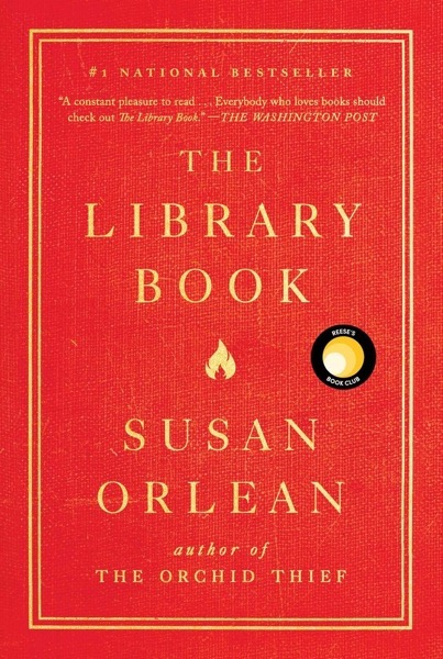 The Library Book Susan Orlean (Author)