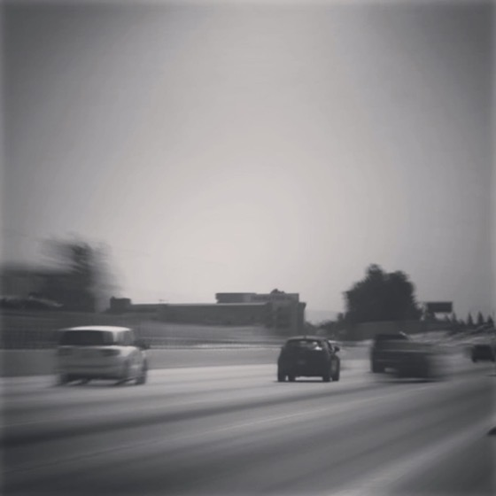 On the road via Instagram