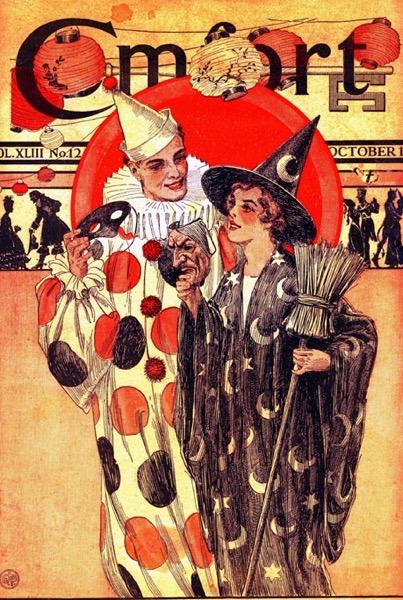 Halloween 2020 – 20 in a series – Comfort Magazine 1934
