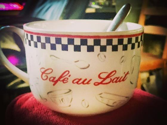 Café Au Lait via Instagram