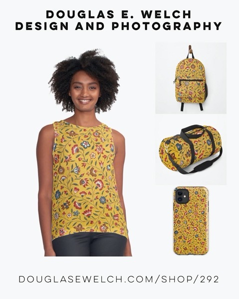 New Design: French Textile Tops and Bags from the Collection of the Cooper Hewitt Museum From Douglas E. Welch Design and Photography [For Sale]