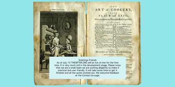 The Sifter is a beautiful database of 5,000 historical cookbooks via Input [Food]