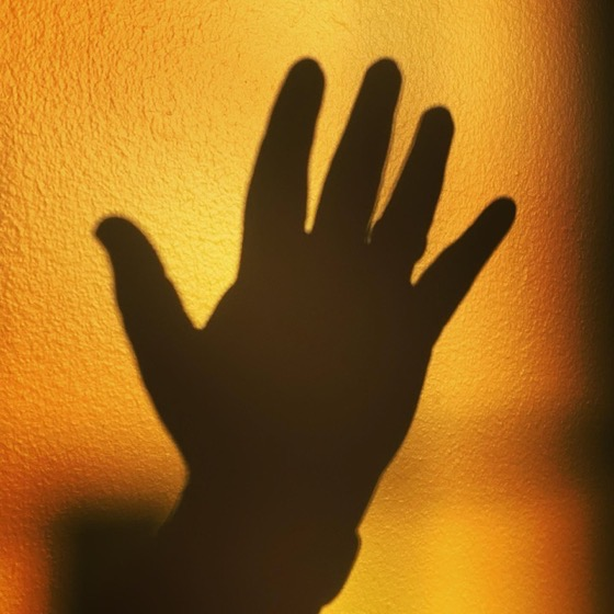 Shadow hand via Instagram