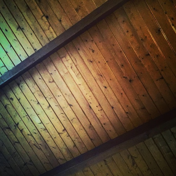 Abstract Roof via Instagram
