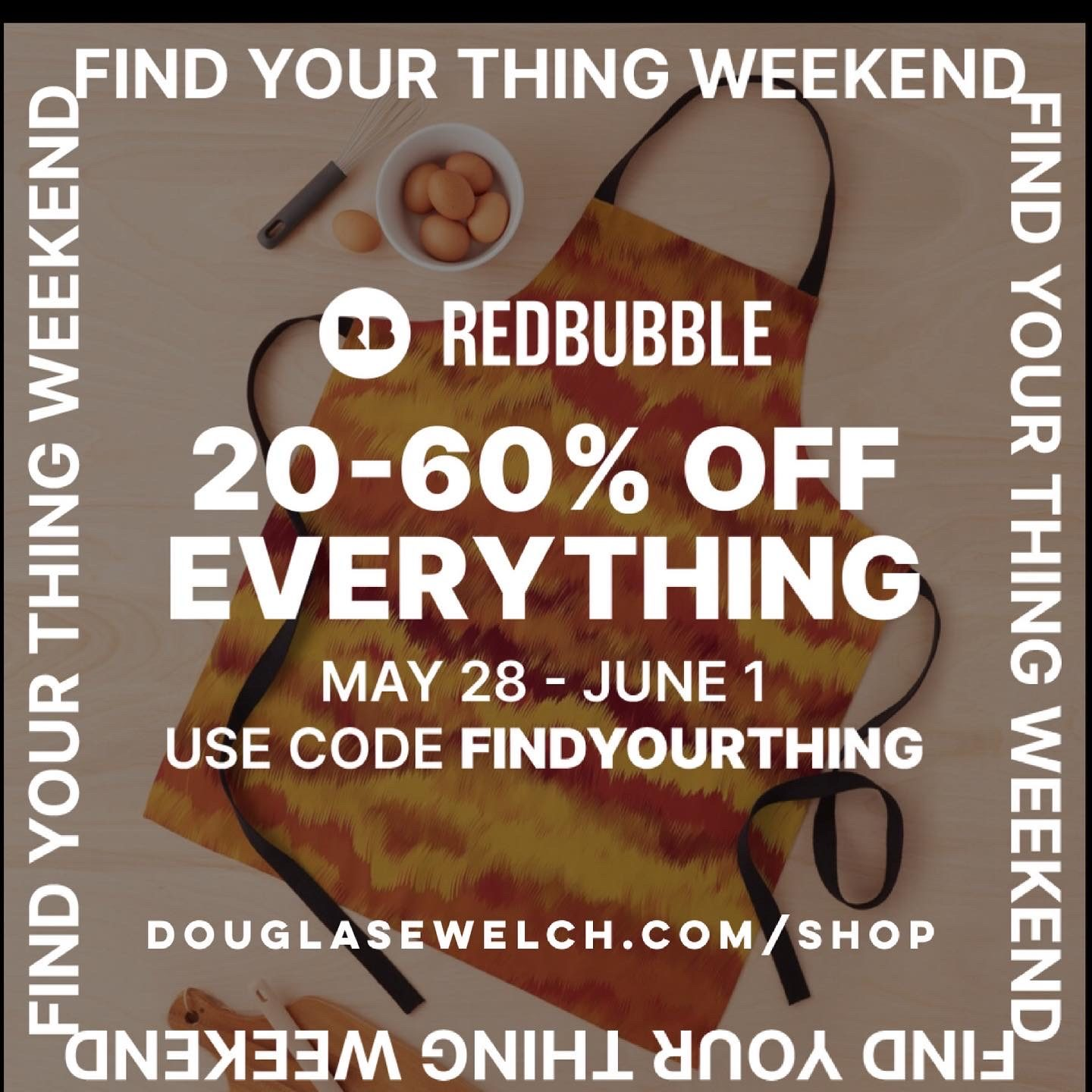 On Sale – Check out all of m my photography and vintage designs! – FIND YOUR THING WEEKEND – 20-60% off everything  – May 28 – June 1