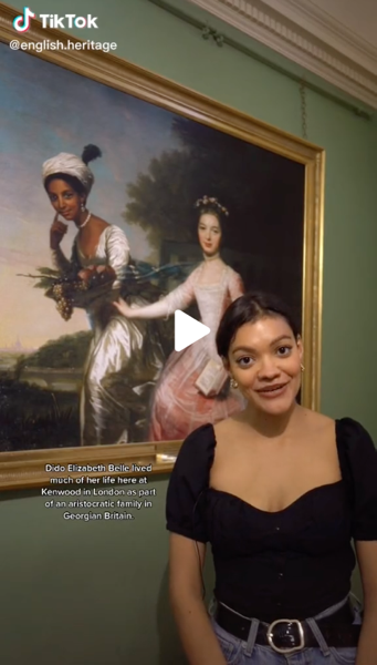 260 years since her birth, we tell the story of Dido Belle via English Heritage on TikTok [Video]