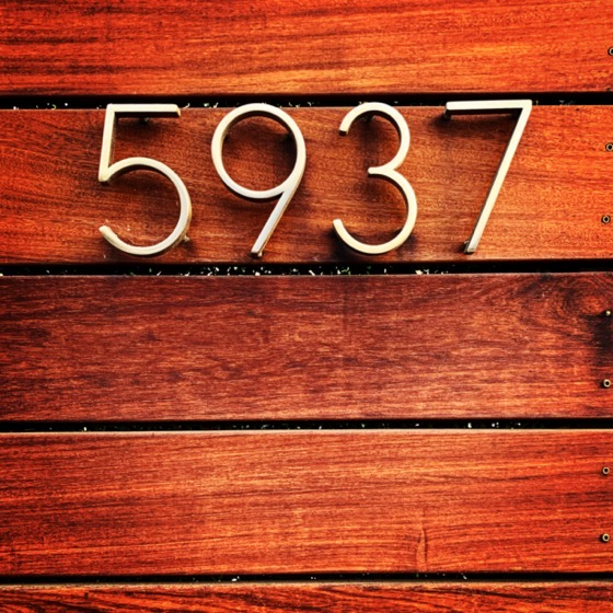 5937 – First in a series – Numbers via Instagram