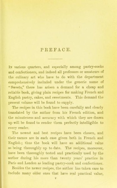 Historical Cooking Books - 113 in a series - The art of pastry making, according to the French and English methods... (1893)