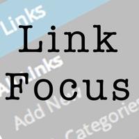 Link focus logo