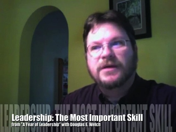 Leadership most important skill