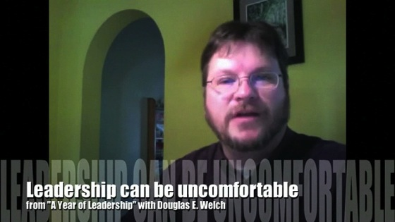 Leadership uncomfortable