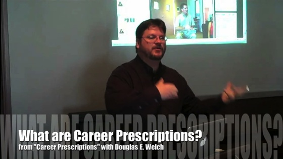 What are Career Prescriptions? from